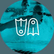 La natation pour tous, du débutant au confirmé